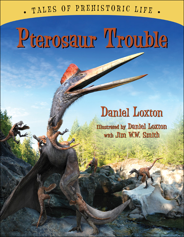 Cover of Pterosaur Trouble