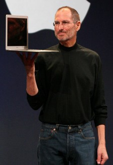 Apple CEO Steve Jobs at a Conference in 2008