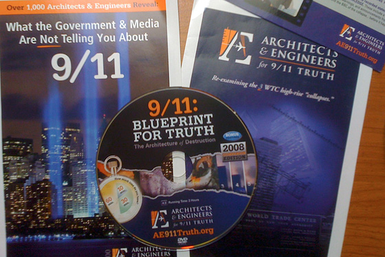 Material from Architects and Engineers for 9/11 Truth