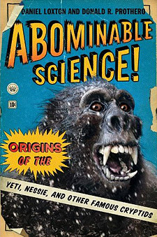 Abominable Science (book cover)