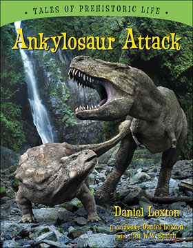 Ankylosaur Attack cover
