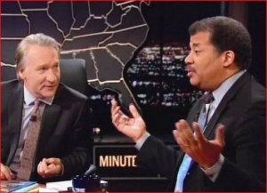 "Neil deGrasse Tyson on ""Real Time with Bill Maher"", July 25, 2014"