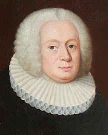 Portrait of Erich Pontoppidan