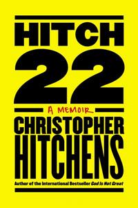 HITCH 22 (book cover)