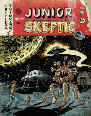Cover of Junior Skeptic 47