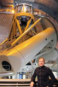 Mt. Palomar telescope