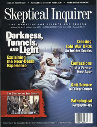 Cover of Skeptical Inquirer Vol 28 No 3