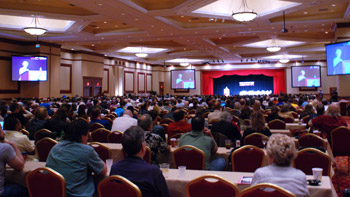 The audience of TAM8
