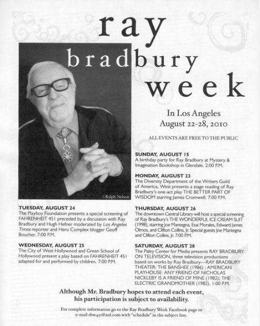 ray bradbury themes essay Free essay on theme and plot development of ray bradbury's farenheit 451 available totally free at echeatcom, the largest free essay community.