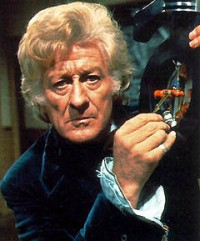 John Pertwee, the third Dr. Who seriously asking the big science questions?