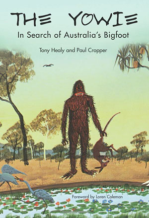The cover The Yowie