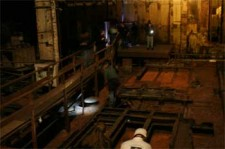 The Queen Mary's Boiler Room