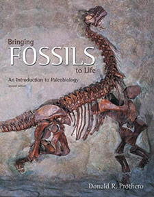 Bringing Fossils to Life (book cover)