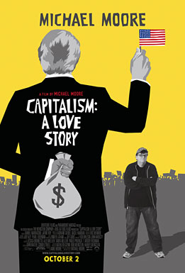 Capitalism - A Love Story (movie poster)