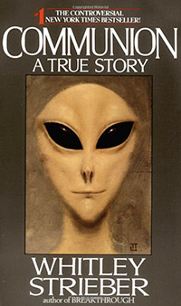 Communion - A True Story (cover)