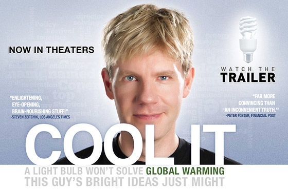 COOL IT (movie poster)