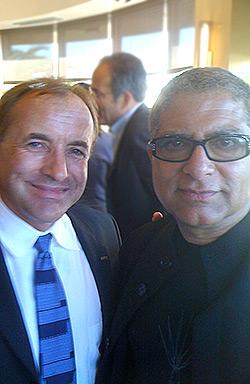 Shermer and Deepak