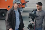 Director and Sound Man