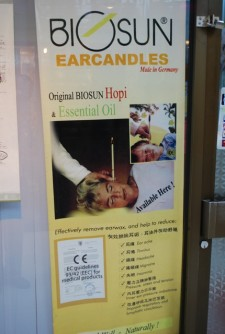 Ear Candles - Made in Germany is the selling point!