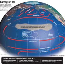 "The ""Great Pacific Garbage Patch"" covers an area many times larger than Texas"