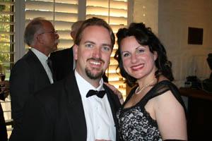 Myself (Ryan Johnson) and Shawna Young