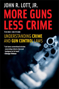 More Guns, Less Crime (book cover)