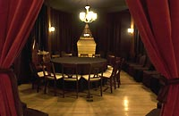 My Seance Room at The Copley Plaza Hotel, Boston, Oct. 2008