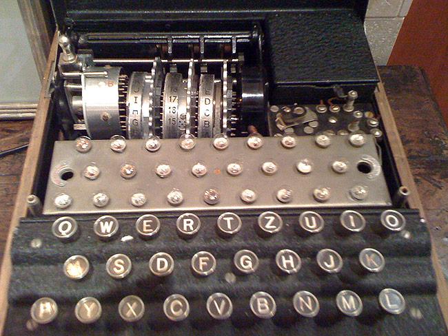 enigma machine history